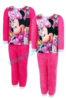 Pyžamo Minnie fleece
